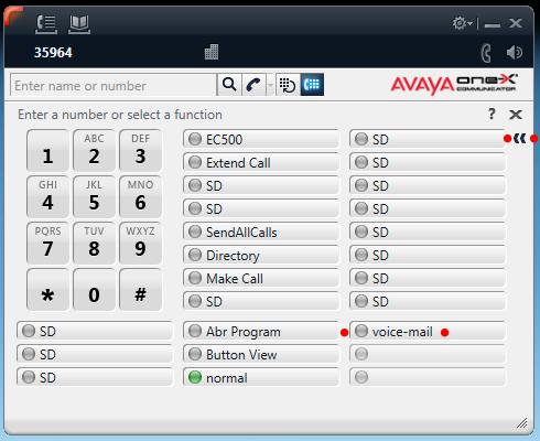 Avaya Check Voicemail
