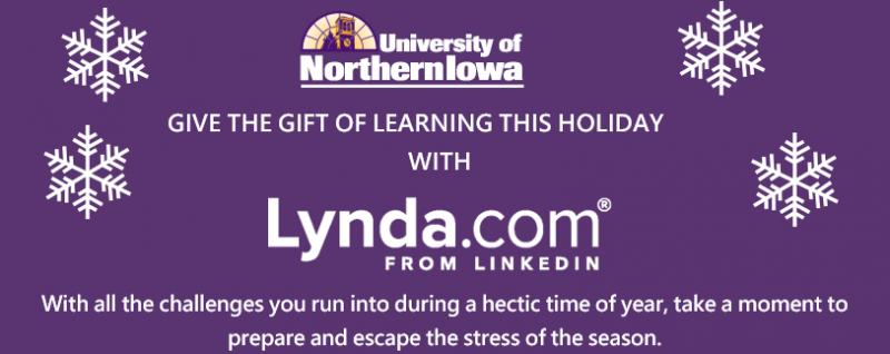 UNI Lynda Holiday Greeting