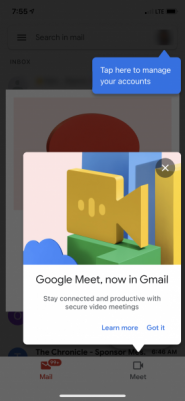 you are now all set to use your gmail app